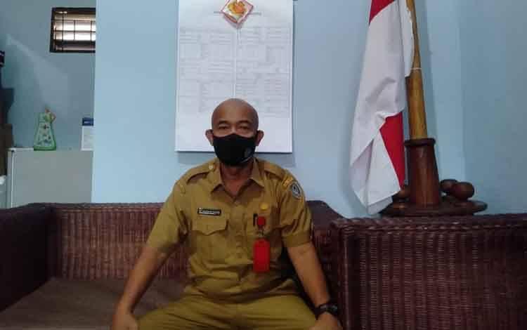 Sugian Noor, Juru Bicara Gugus Tugas Covid-19 Kabupaten Seruyan