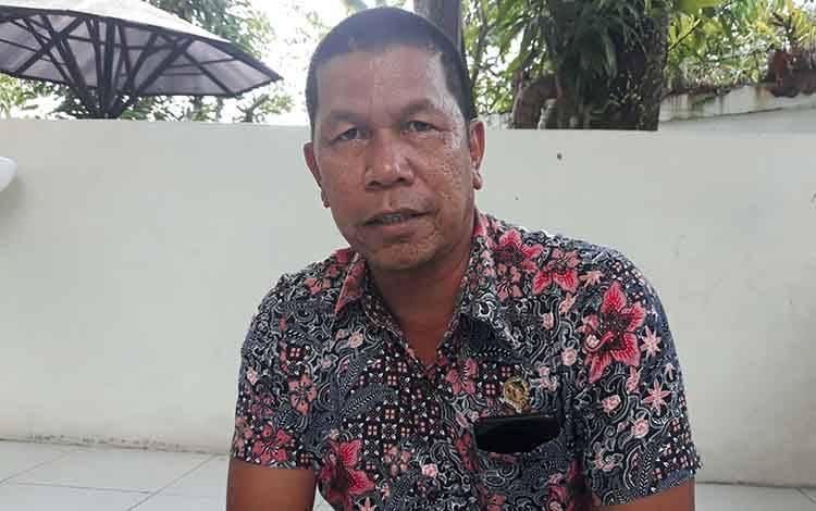Anggota DPRD Kapuas Lawin, beberapa waktu lalu