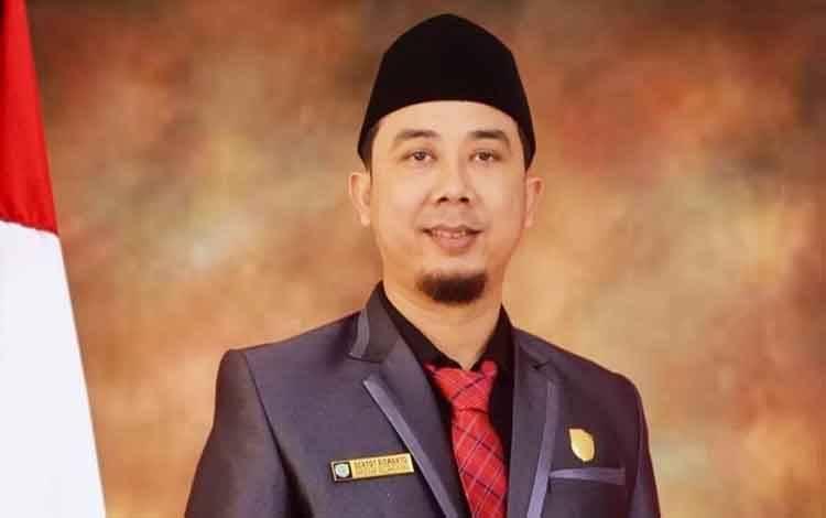 Anggota DPRD Pulang Pisau, Sentot Siswanto
