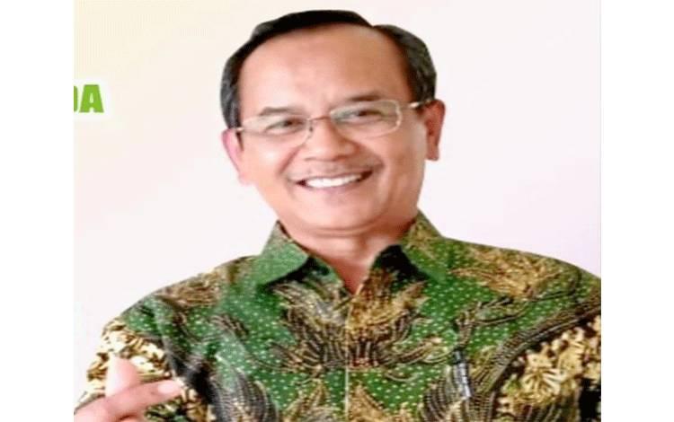 Kepala BP3AP2KB Kabupaten Pulang Pisau, dr Bawa Budi Raharja