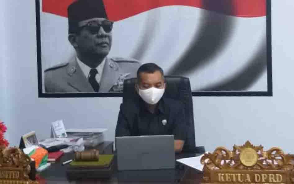 Ketua DPRD Seruyan, Zuly Eko Prasetyo.