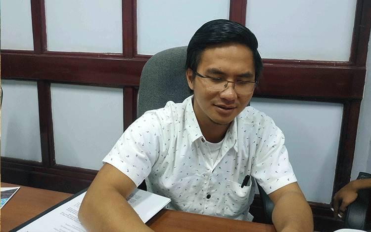 Anggota DPRD Seruyao Hary Darmawan