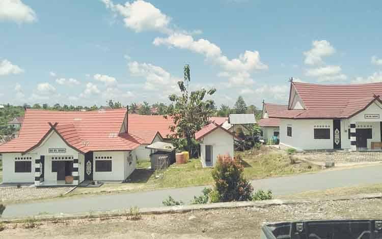 Kompleks Mess Desa Kabupaten Lamandau