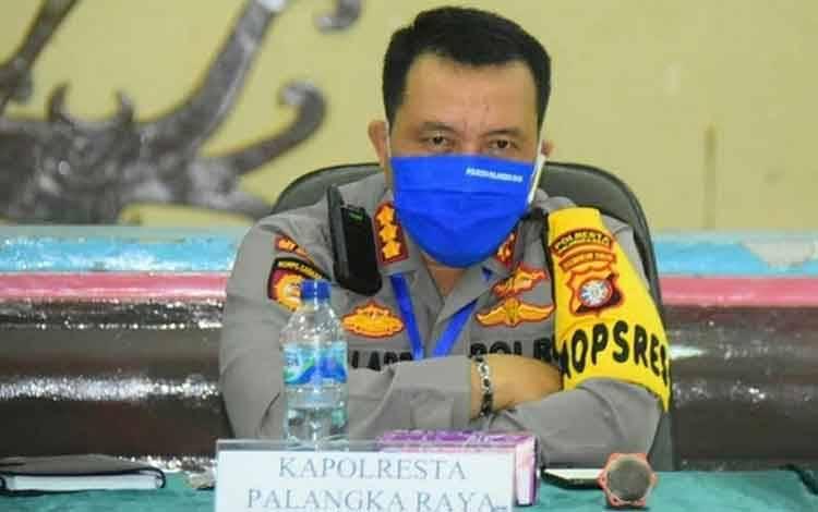Kapolresta Palangka Raya, Kombes Pol Dwi Tunggal Jaladri