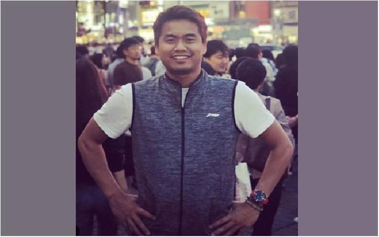 Tontowi Ahmad. (instagram/@tontowiahmad_)