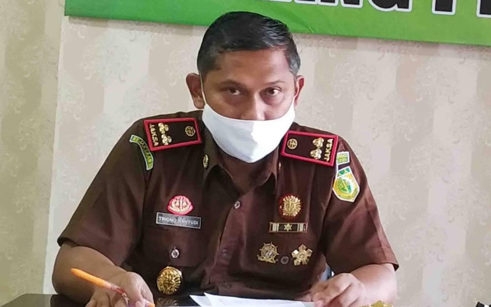 Koordinator Bidang Akuntabilitas dan Pengawasan Gugus Tugas Percepatan Penanganan Covid-19 Kabupaten Pulang Pisau, Triono Rahyudi.