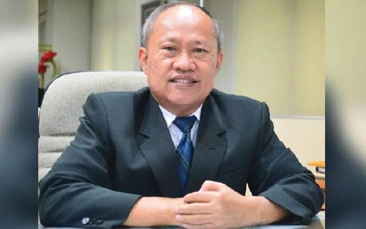 Rektor Universitas Negeri Jakarta, Dr. Komarudin. unj.ac.id