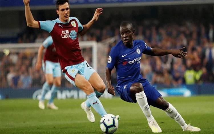 N'Golo Kante Takut Covid-19, Chelsea Izinkan Dia Tak Bermain
