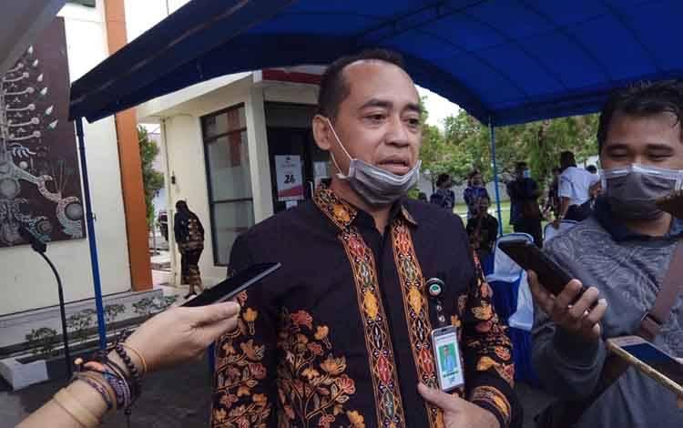 pimpinan Bank Kalteng cabang Buntok, Sriyanto