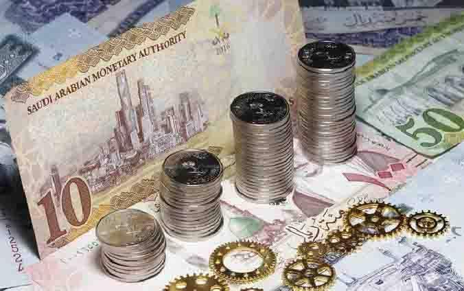 Mata uang Riyal. (foto : arabnews.com via teras.id)