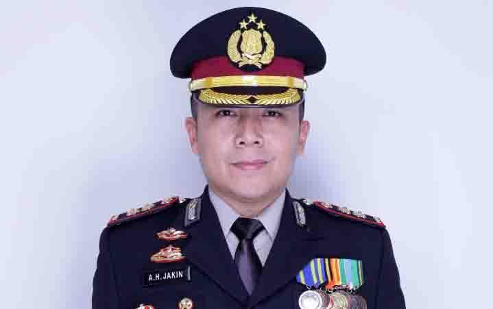 Kapolres Kotawaringin Timur, AKBP Abdoel Harris Jakin.