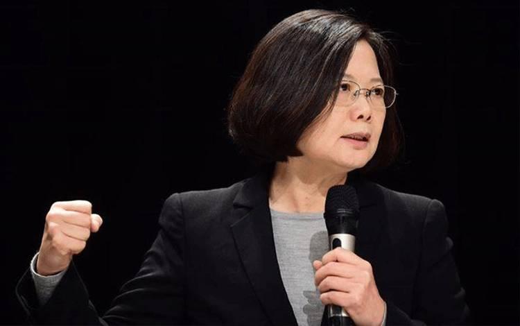 Presiden Taiwan, Tsai Ing-wen.[Lowy Institute]