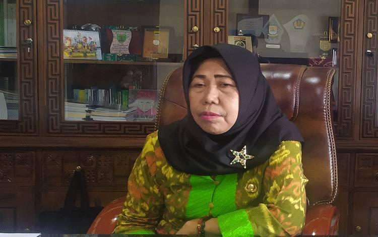 Kepala Badan Pengelola Keuangan dan Aset Daerah Kota Palangka Raya, Absiah
