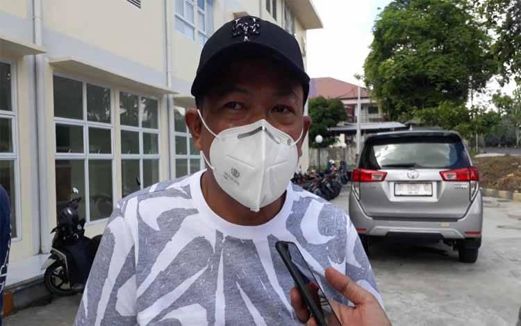 Direktur RSUD Sultan Imanuddin Pangkalan Bun dr Fahruddin