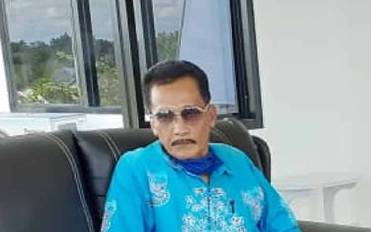 Ketua Perhimpunan Perunggasan Indonesia atau Pinsar Provinsi Kalimantan Tengah, Andi Bustan.