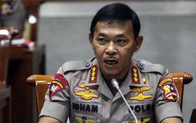 Jenderal Idham Azis