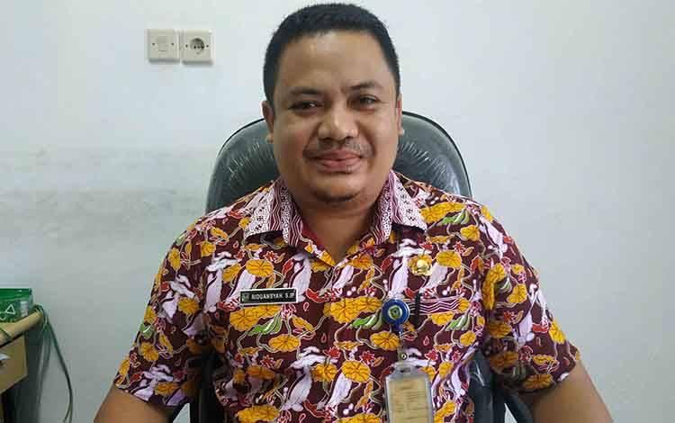 Kabid Mutasi dan Promosi BKPSDM Seruyan, Riduansyah.