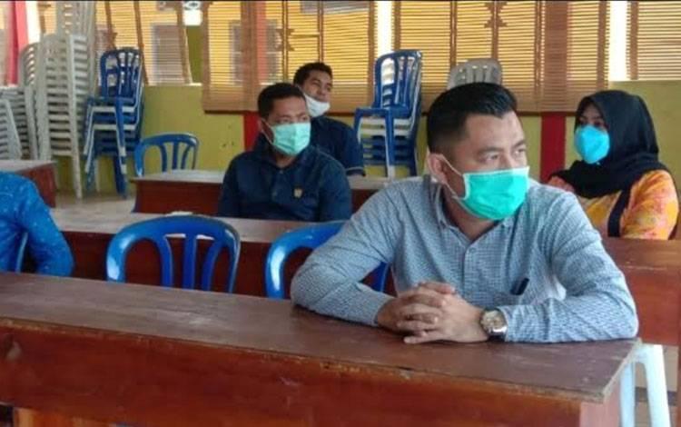 Reses anggota DPRD Kotim Dapil I