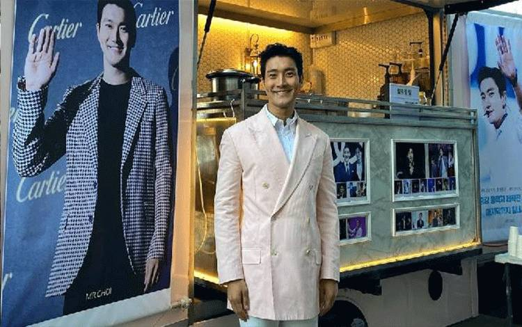 Choi Siwon. Instagram