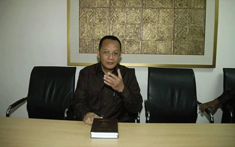 Sekretaris MA, Nurhadi. TEMPO/Subekti