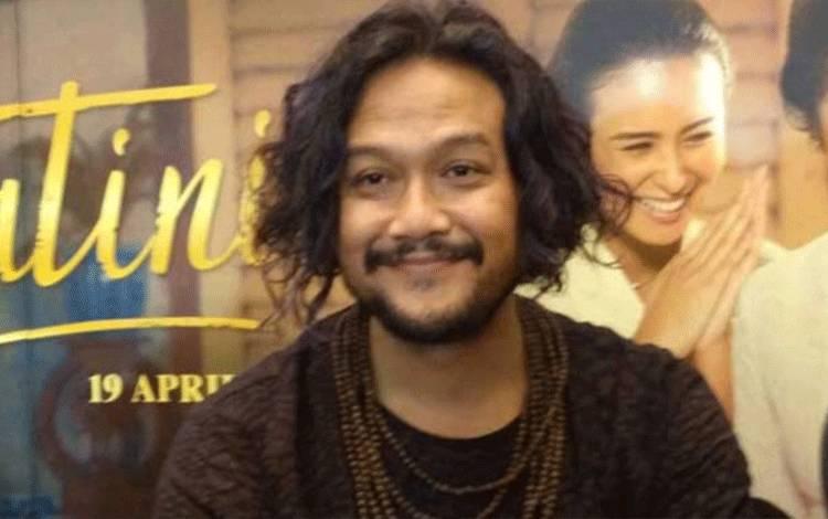 Dwi Sasono biacara tentang Kartini dan perempuan masa kini di Jakarta, 5 April 2017. Tempo/Rini K