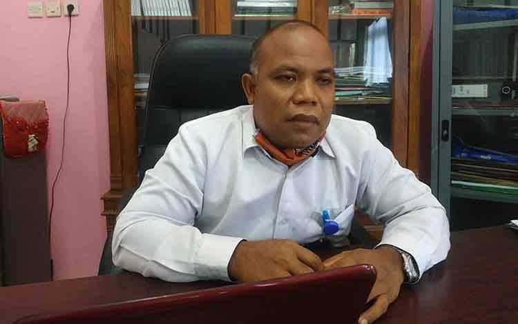 Plt Kepala Dinas Ketahanan Pangan dan Pertanian Seruyan Albidinnoor