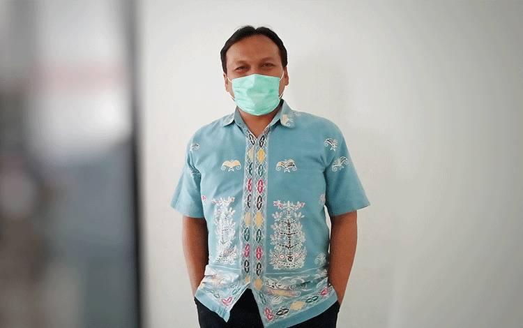 Koordinator Bidang Penanganan Gugus Tugas Percepatan Penanggulangan Covid-19 Kabupaten Barito Timur, Jimmy WS Hutagalung