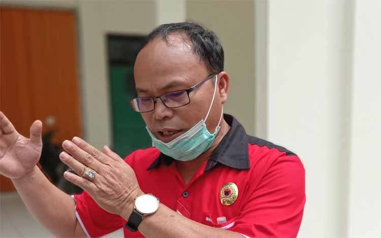 Ketua Badan Kehormatan DPRD Barito Timur, Mardianto