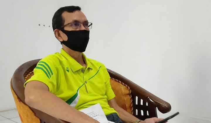 Kepala Dinas Sosial Kabupaten Barito Timur, Rusdiannor
