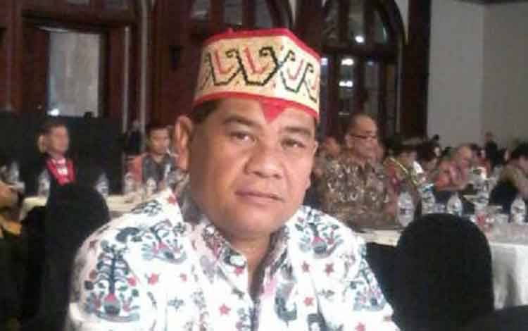 Kepala Dinas Kebudayaan dan Pariwisata Provinsi Kalimantan Tengah, Guntur Talajan.
