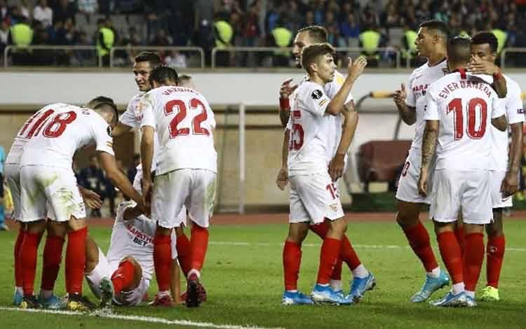 Sevilla. REUTERS/Aziz Karimov