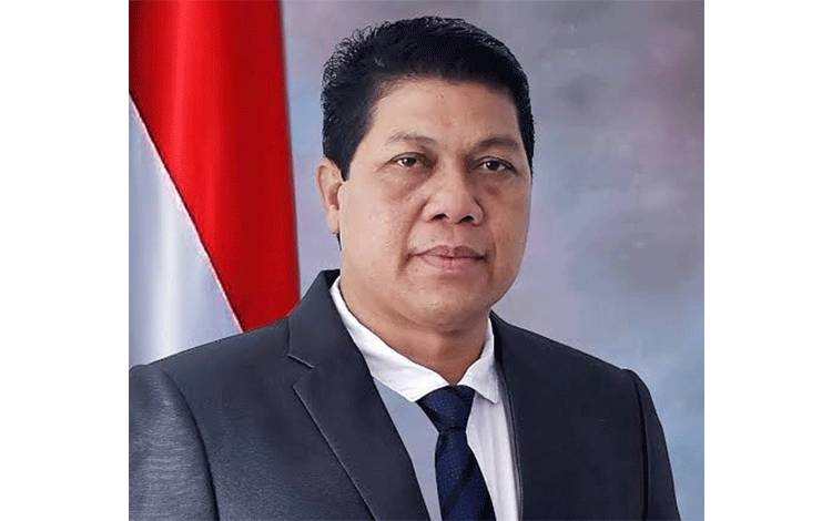 Ketua Fraksi Demokrat DPRD Kotawaringin Timur, Parimus.