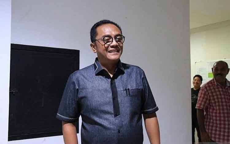 Ketua DPRD Kota Palangka Raya, Sigit Karyawan Yunianto