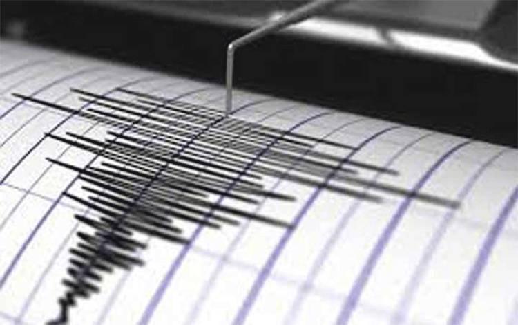 Ilustrasi gempa. (sumber : geo.tv)