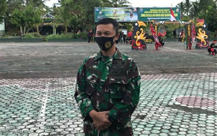Dandim 1011/Klk, Letkol Inf Ary Bayu Saputro