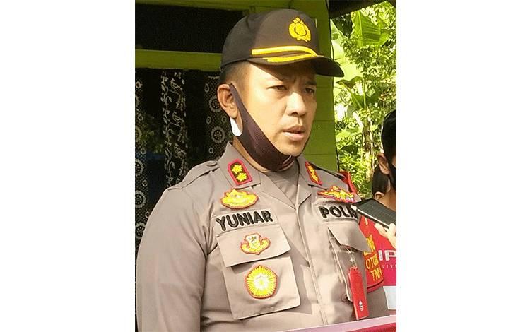 Kapolres Pulang Pisau, AKBP Yuniar Ariefianto