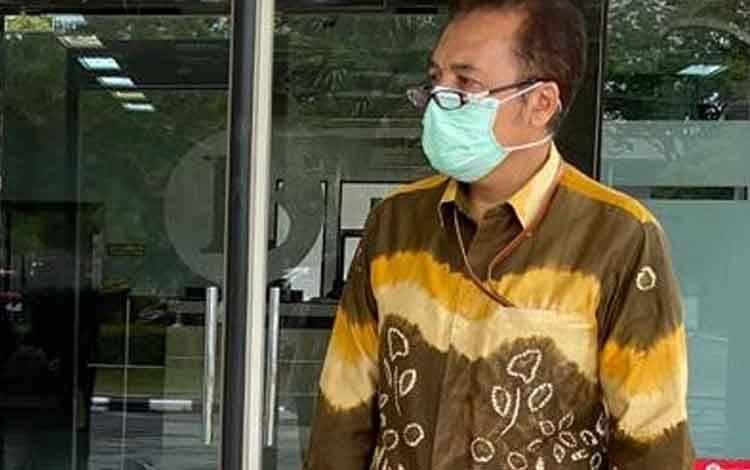 Kepala Kantor Perwakilan Bank Indonesia atau KPwBI Provinsi Kalimantan Tengah, Rihando.