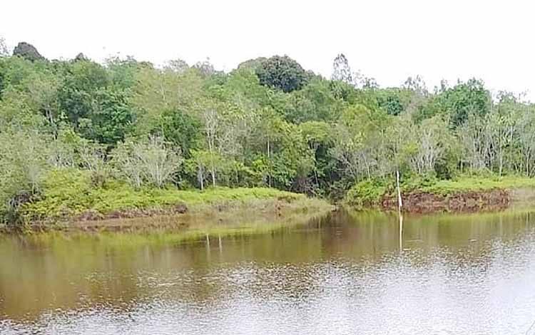 Objek wisata Dam Turan Amis