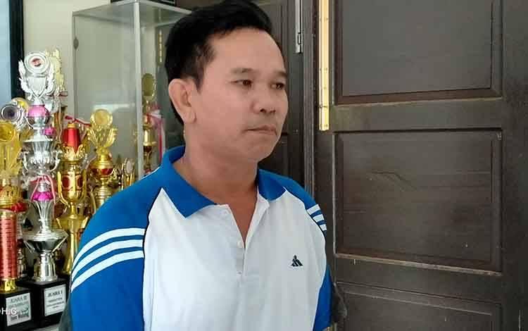 Sekretaris Dinas Kebudayaan dan Pariwisata Kabupaten Gunung Mas, Donie