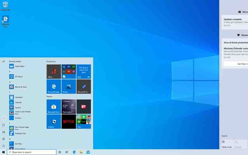 Windows 10. (foto : wikipedia)
