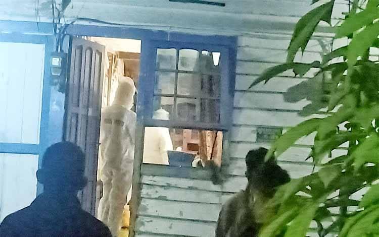 Pria Ditemukan Meninggal di Rumah Dinas Jalan Wolter Monginsidi
