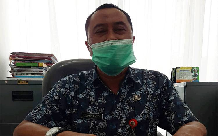 Juru Bicara I Gugus Tugas Percepatan Penanganan Covid-19 Kota Palangka Raya, Supriyanto