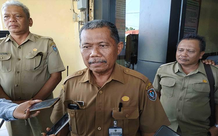 Kepala Dinas P3AP2KB Seruyan Purwadi