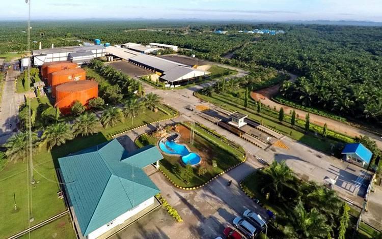 Pabrik kelapa sawit SSMS
