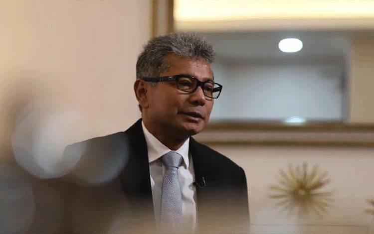 Direktur Utama Bank BRI Sunarso.