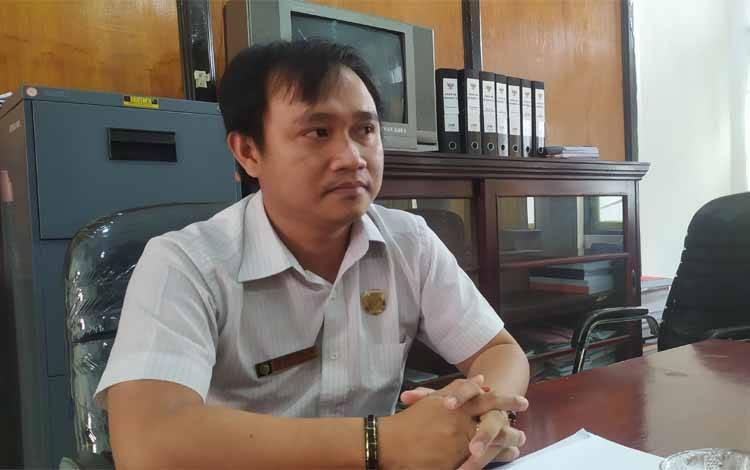 Anggota Komisi A DPRD Kota Palangka Raya Jhony Arianto Satria Putra