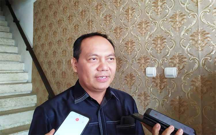 Wakil Ketua I Komisi C DPRD Kota Palangka Raya, Hasan Busyairi