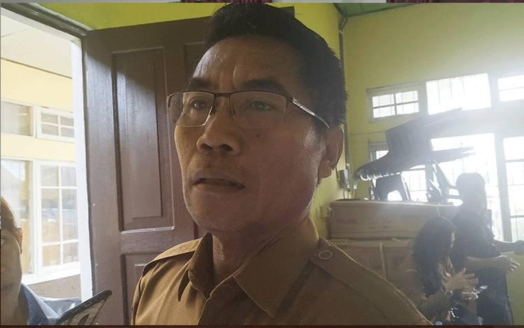 Kepala Dinas Dukcapil Pulang Pisau, Subagijo