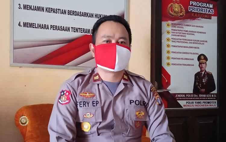 Kapolsek Dusun Timur Iptu Fery Endro P