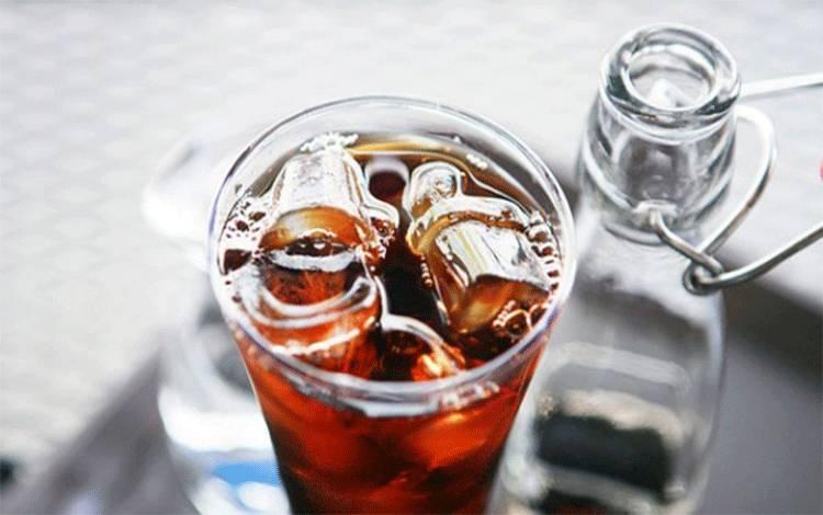 Ilustrasi es kopi. ottencoffee.co.id
